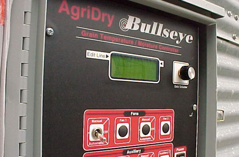 AgriDry Bin Controller Solutions
