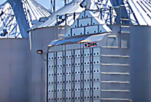 Excel Grain Dryer Continuous Mixed Flow