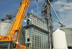 Easy Onsite Excel Grain Dryer Expansion