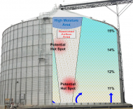 Grain Control Solutions - High Moisture Area