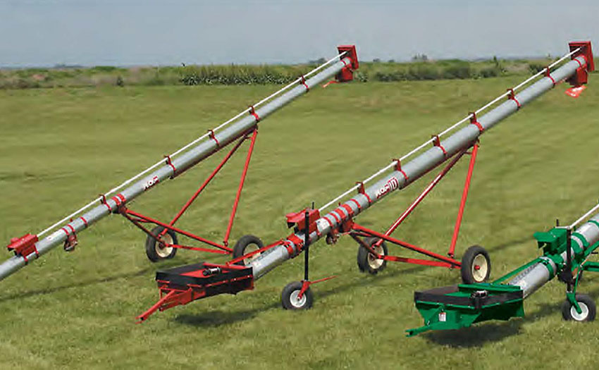 Top Drive Augers